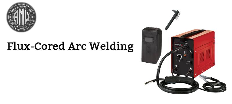 Flux-Cored-Arc-Welding